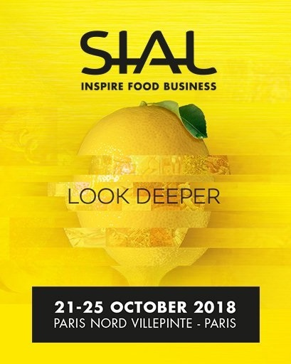 Come and visit us at the exhibition SIAL 2018 Paris